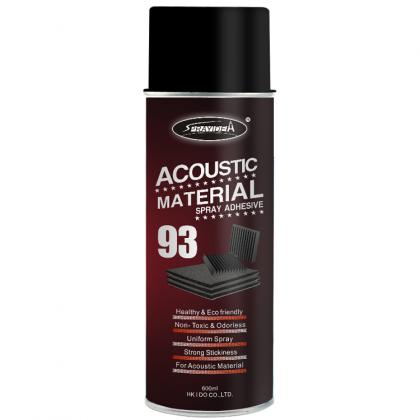 acoustic insulation spray adhesive acoustic insulation foam spray adhesive Sound-absorbing spray adhesive